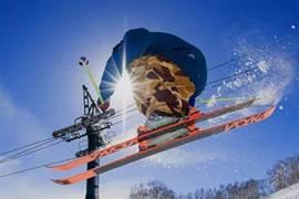 做個冬日活力小少年,飛馳在北海道雪場