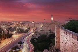這裡或許是世界上最美的城市 — 耶路撒冷