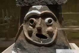 「醜萌」神獸PK:藏在博物館和鄉野的石獅子和鎮墓獸