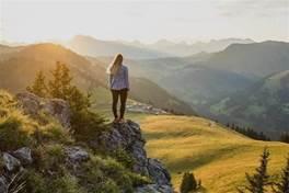 瑞士,大自然獻給全世界女性的禮物